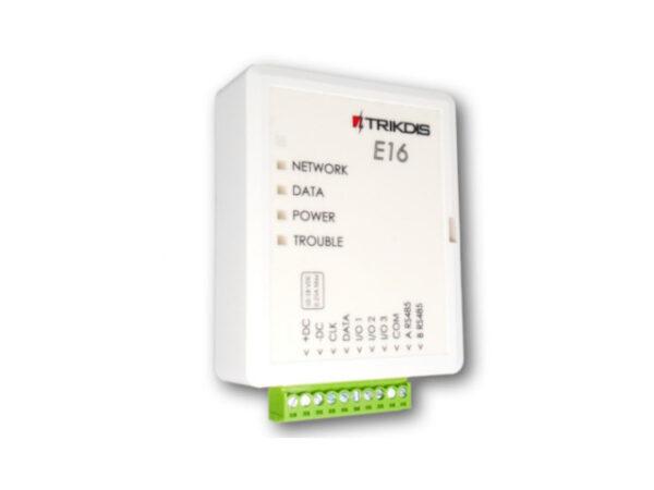 Trikdis E16 ethernet komunikator