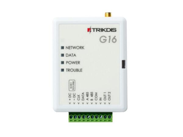 Trikdis G16 GSM komunikator univerzalni za vecinu alarmnih centrala