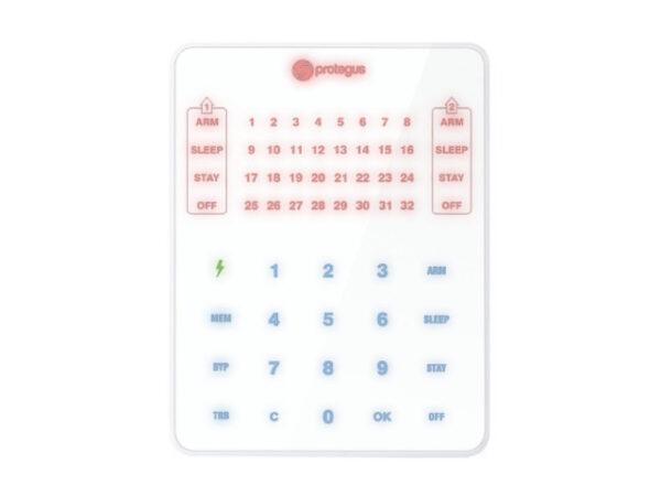 Trikdis SK232 tastatura-sifrator-keypad