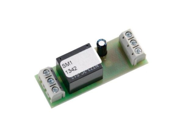 Modul za povezivanje dvozicnih pozarnih detektora na alarmnu centralu